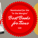 Ruby nominated for In the Margins Best Books for Teens List #yalit #books