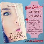 Tattooed Teardrops Makes its Debut! #books #yalit