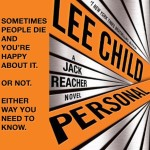Excerpt from Personal #books #teasertuesday #jackreacher