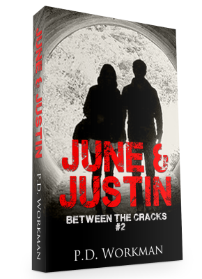 June and Justin, Between the Cracks #2