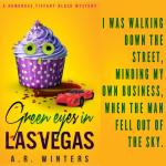 Excerpt from Green eyes in Las Vegas