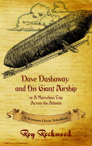dashaway airship kindle cover