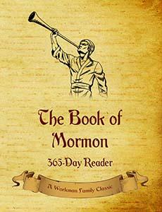 Book of Mormon 365-Day Reader