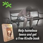 Help homeless teens and get a free Kindle book