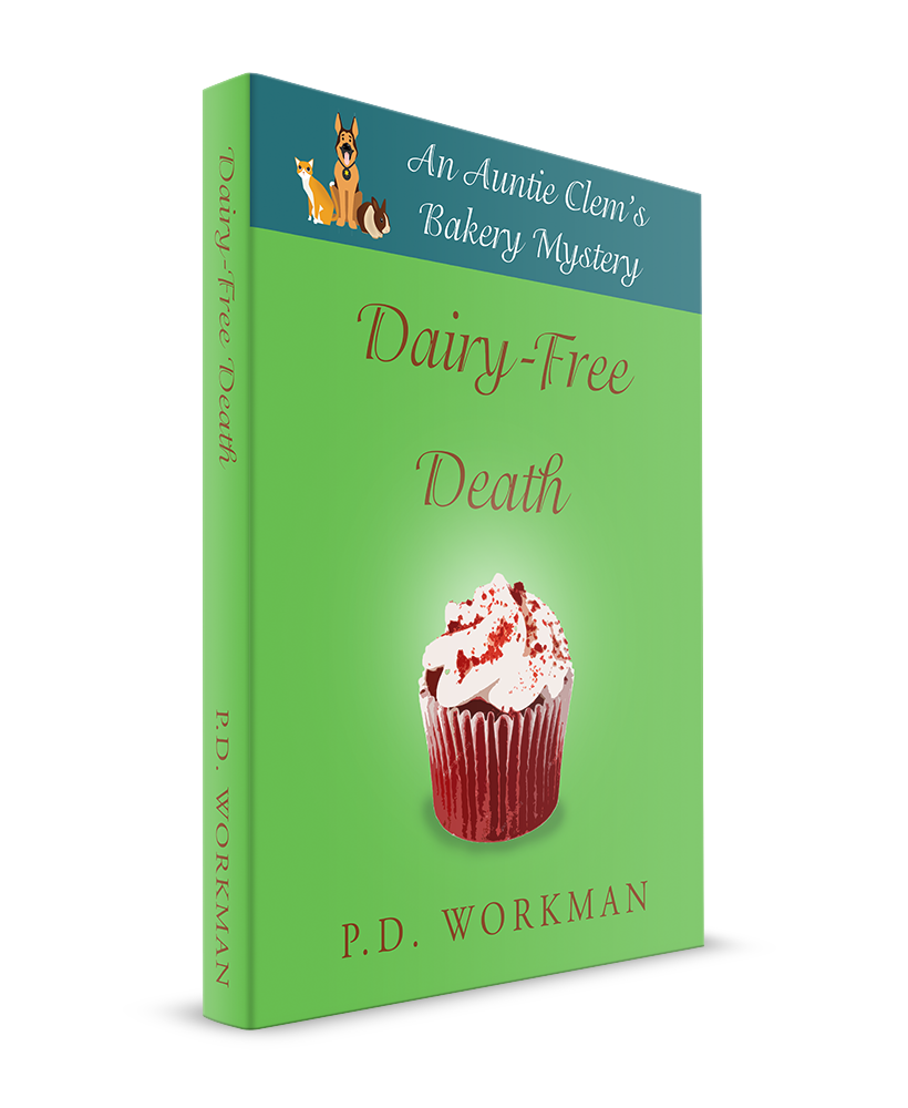 Writing a cozy mystery authors