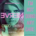 Excerpt from Nerve by Jeanne Ryan