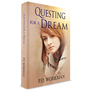 Questing for a Dream featured on Instafreebie