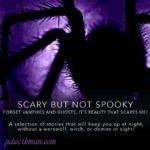 Scary but not Spooky Books for Halloween Readers
