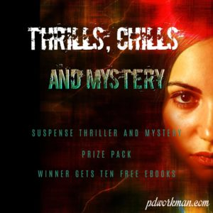 Thrills, Chills, and Mystery 10 eBook Prize Pack