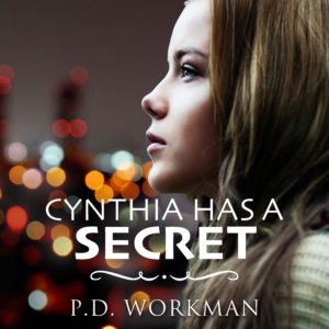 Cynthia Has a Secret available on audiobook
