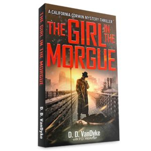 The Girl in the Morgue available for Preorder