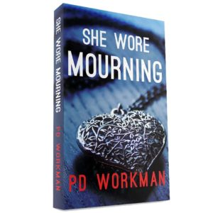 It's here! She Wore Mourning and other new releases