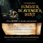 Young Adult Summer Scavenger Hunt