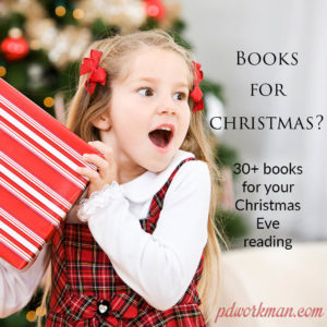 Books in your Stocking – A Christmas Eve Book Flood