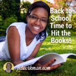 Back to school - time to hit the books