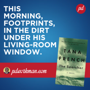 The Searcher: Tana French is Master of the Slow Burn