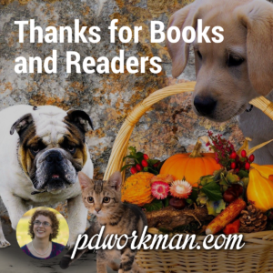 Thanks for Books and Readers